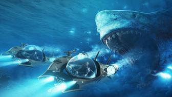 En eaux troubles sur Netflix : retour sur la reconstitution du mégalodon