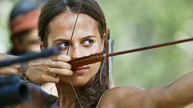 Tomb Raider sur Netflix : Alicia Vikander s'est entraînée dur pour le rôle