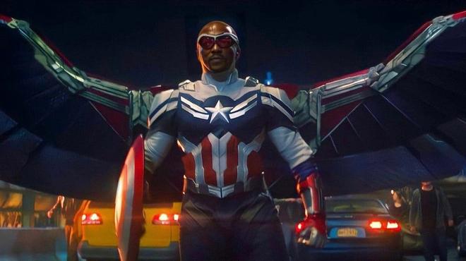 Captain America 4 : le retour d'Anthony Mackie confirmé