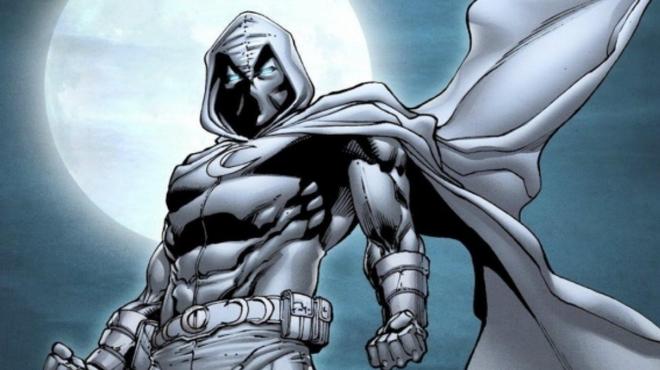 Moon Knight : premier aperçu d'Oscar Isaac en costume ?