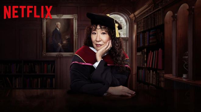 Directrice sur Netflix : c'est quoi cette série avec Sandra Oh par les créateurs de GoT ?
