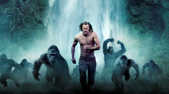 Tarzan sur TMC : les animaux du film sont-ils réels ?