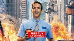Free Guy : Ryan Reynolds et Jodie Comer gagnent la partie