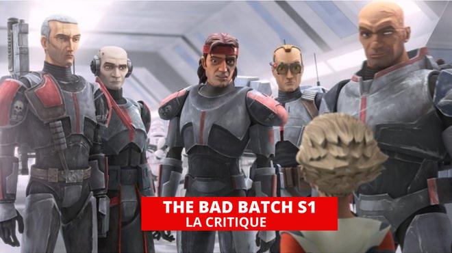 The Bad Batch : une première saison trop fade pour convaincre