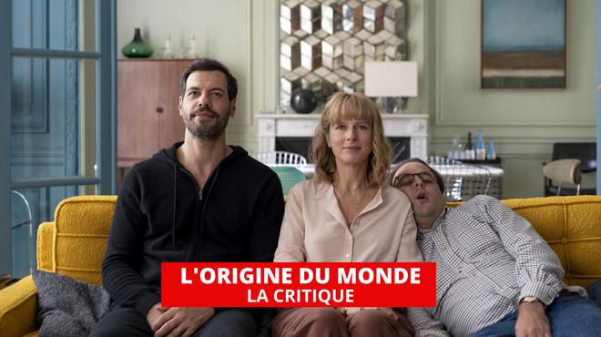 L'Origine du monde : Laurent Lafitte dans tous ses états