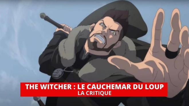 The Witcher le cauchemar du loup : Destiny is back