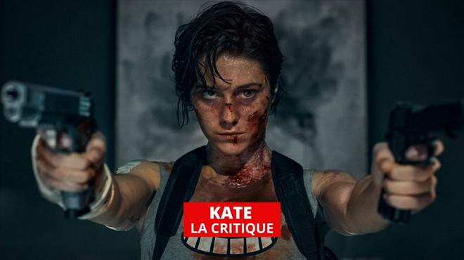 Kate : Mary Elizabeth Winstead jusqu'à la mort