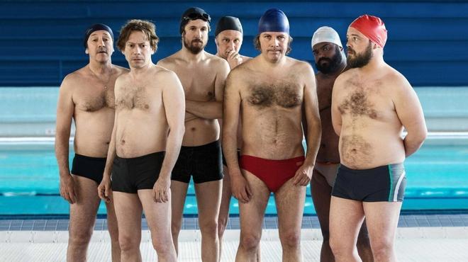 Le Grand bain sur TF1 : Benoît Poelvoorde n'en pouvait plus de la natation synchronisée
