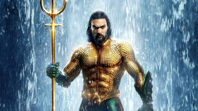 Aquaman 2 : découvrez Jason Momoa dans son nouveau costume