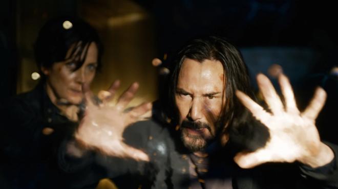 Matrix Resurrections : la raison personnelle derrière le retour de Neo et Trinity