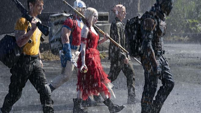 The Suicide Squad : l'un des personnages a survécu au carnage
