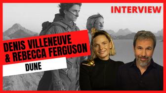 Rebecca Ferguson (Dune) :