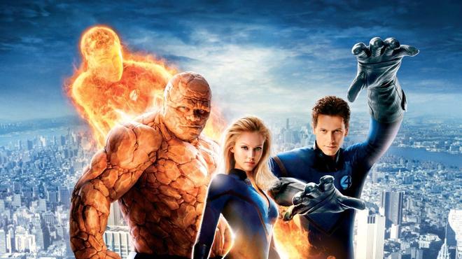 Les 4 Fantastiques : découvrez cette connexion avec la franchise X-Men
