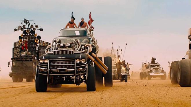 Mad Max - Fury Road : 13 voitures du film vont être vendues aux enchères