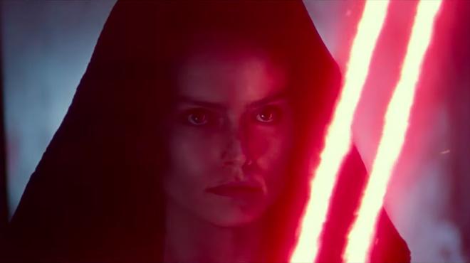 Star Wars 9 : découvrez un nouveau concept art de Dark Rey