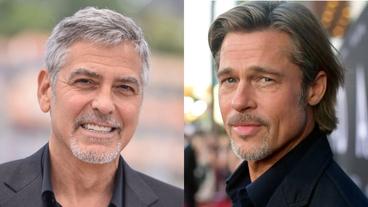 Brad Pitt et George Clooney de nouveau réunis au cinéma ?
