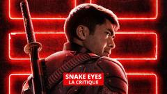 Snake Eyes : un blockbuster boursouflé et paresseux