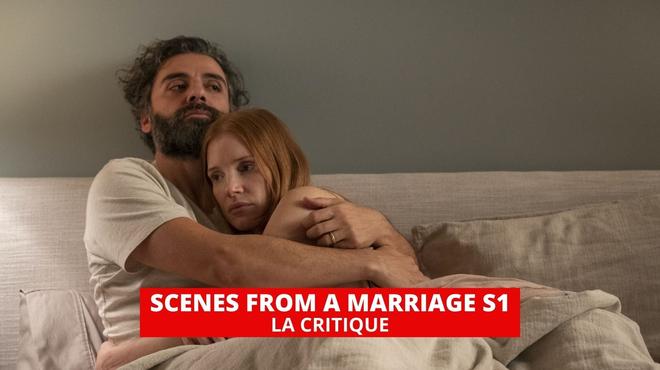 Scenes from a Marriage : l'intimité d'un couple en crise