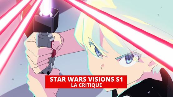 Star Wars Visions : quand l'univers de George Lucas rencontre l'animation japonaise