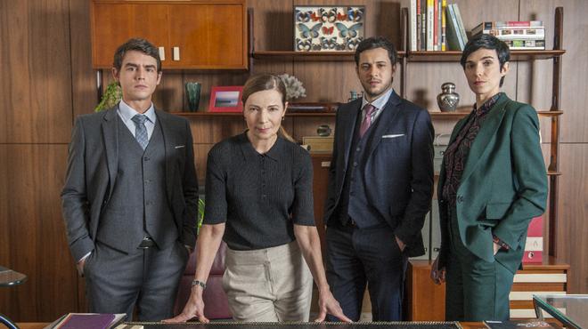 Les Héritiers sur France 2 : c'est quoi ce téléfilm avec Sofia Essaïdi et Pierre Perrier ?
