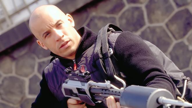 xXx sur OCS : Vin Diesel a failli se blesser gravement sur le tournage
