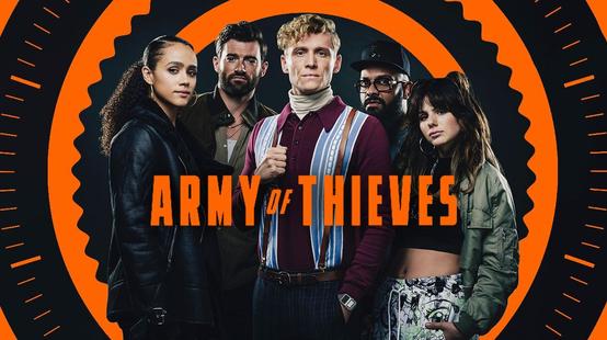 Army of Thieves sur Netflix : qui sont les nouveaux personnages du prequel d'Army of the Dead ?