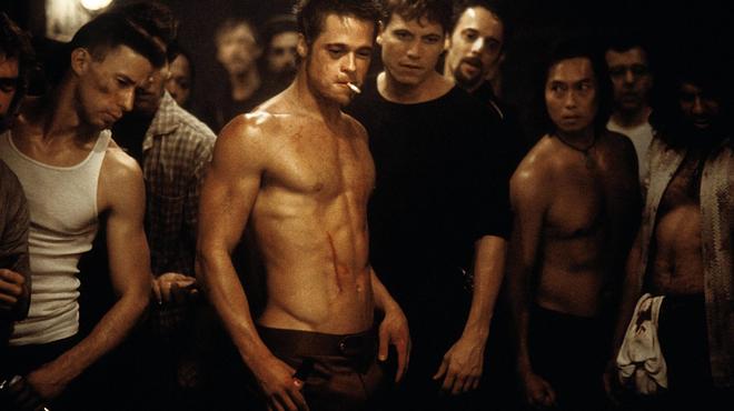Fight Club sur Netflix : Brad Pitt s'est fait casser des dents pour le film