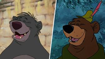 L'image du jour : saviez-vous que Disney réutilisait ses images pour faire d'autres animations ?