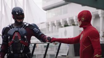 Flash saison 8 : les héros du Arrowverse dans le trailer du crossover Armageddon
