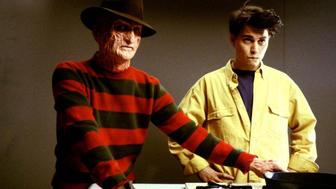 L'image du jour : Johnny Depp face à Freddy Krueger