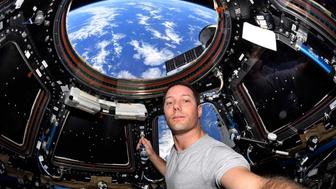 Après Kaamelott, Thomas Pesquet vient de recevoir un nouveau film dans l'espace