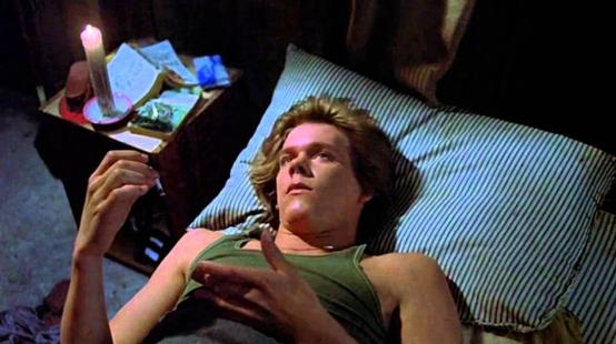 L'image du jour : la mort de Kevin Bacon dans Vendredi 13
