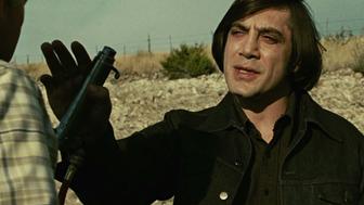 L'image du jour : Découvrez quel film a stoppé momentanément le tournage de No Country for Old Men