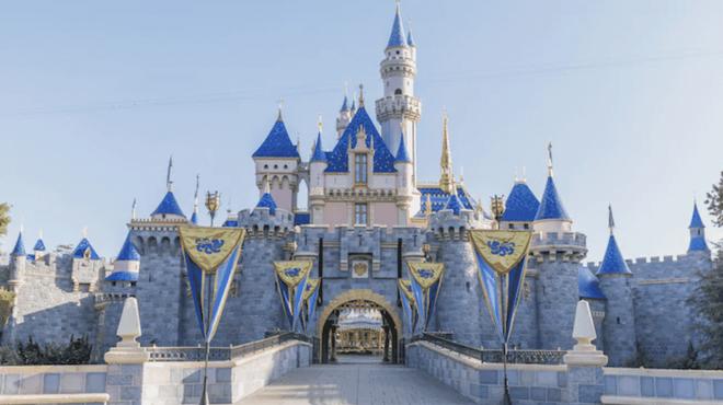 Un film sur la création du parc Disneyland est en préparation