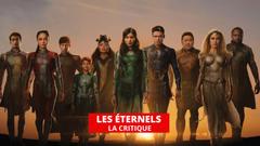 Les Éternels : les nouveaux héros attachants de Marvel