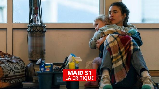Maid : Margaret Qualley est prête à tout pour sa fille