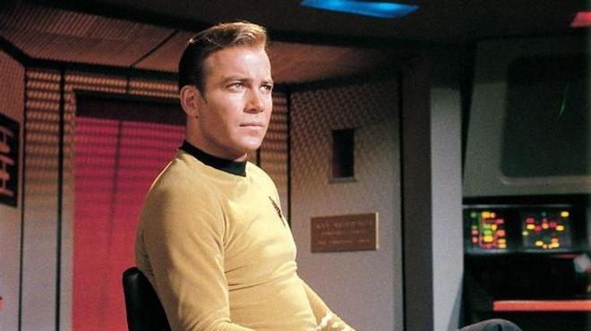 William Shatner, capitaine Kirk de Star Trek, va aller dans l'espace