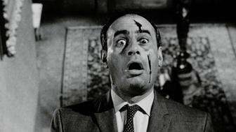 L'image du jour : la chute de Martin Balsam dans le film Psychose