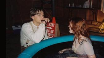 L'image du jour : dans les coulisses de Titanic