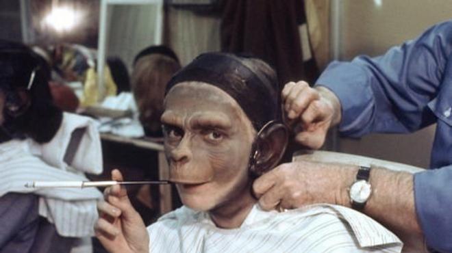 L'image du jour : Kim Hunter méconnaissable dans La Planète des singes